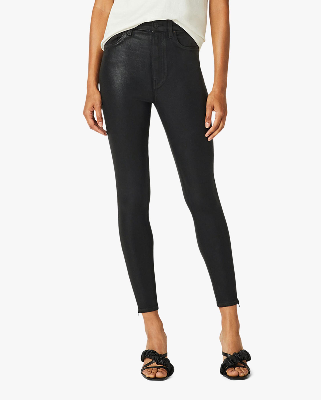 Hudson Centerfold High-Rise Skinny Ankle Jeans 0