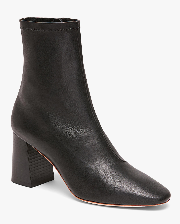 Loeffler Randall Black Elise Slim Ankle Boot 2