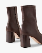 Loeffler Randall Chocolate Elise Slim Ankle Boot 3