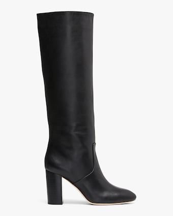 Loeffler Randall Black Goldy Tall Boot 1