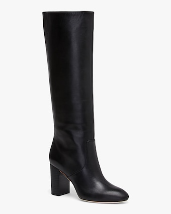 Loeffler Randall Black Goldy Tall Boot 2