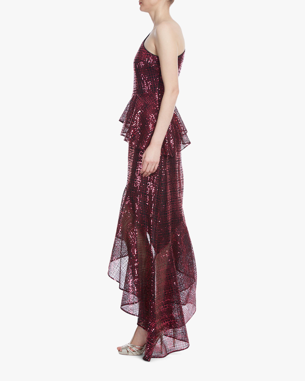 One33 Social One-Shoulder Hi-Low Dress 2