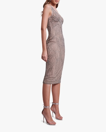 Rachel Gilbert Arna Cocktail Dress 1