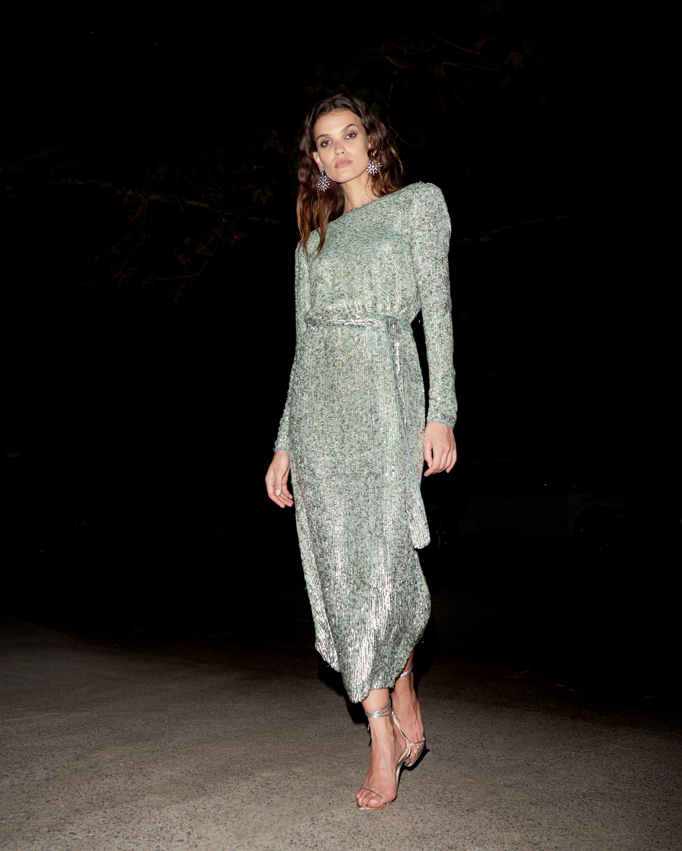 Rachel Gilbert Malery Gown 2