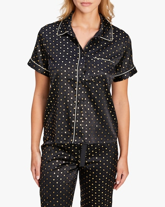 Morgan Lane Tami Pajama Top 1