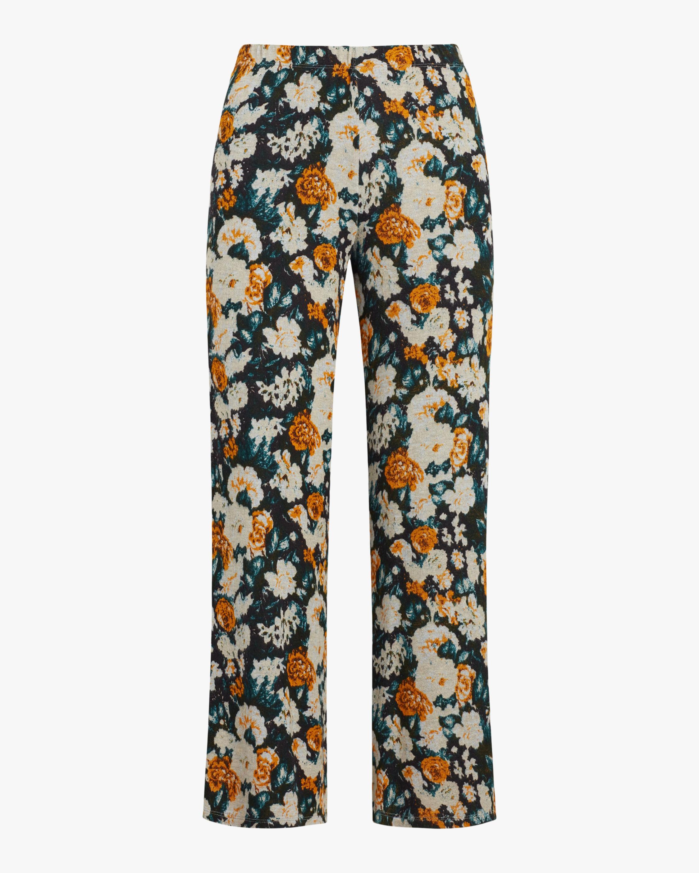 Leset Lori Floral Burnout Pants 0