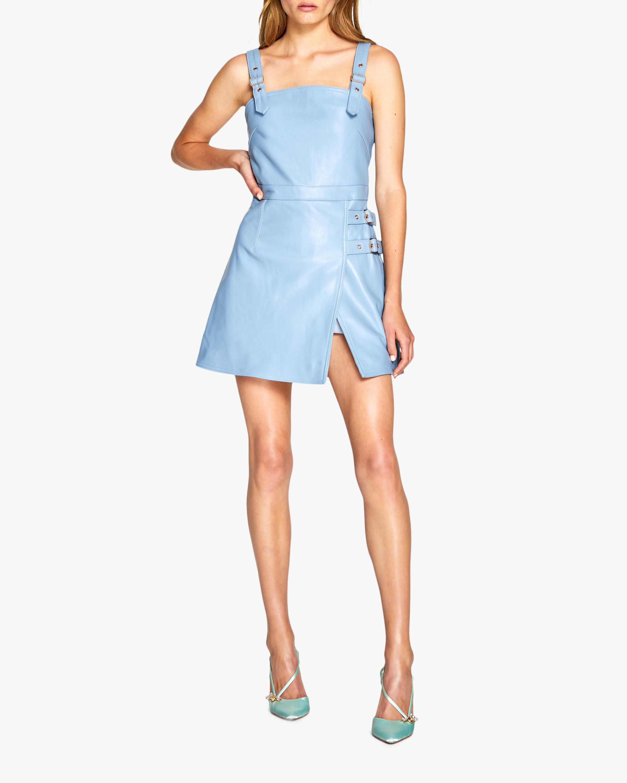 Alice McCall The Way Leather Mini Dress 1