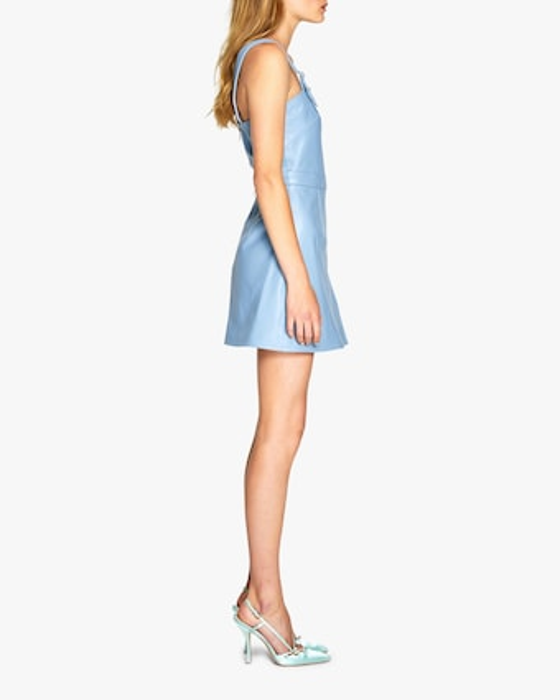 Alice McCall The Way Leather Mini Dress 2