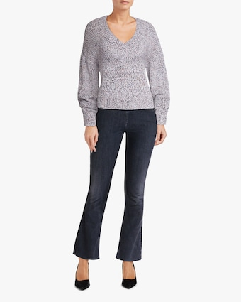Jason Wu V Neck Sweater 2