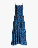 Jason Wu Asymmetric Midi Dress 0