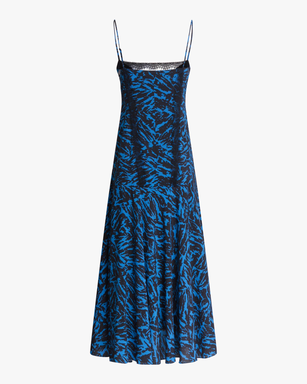 Jason Wu Asymmetric Midi Dress 2