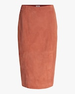 Jason Wu Suede Skirt 0