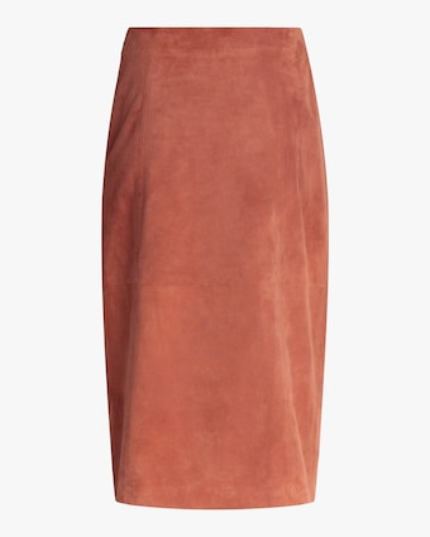 Jason Wu Suede Skirt 2