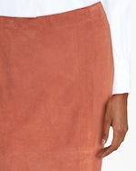 Jason Wu Suede Skirt 3