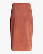 Jason Wu Suede Skirt 4