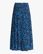 Jason Wu Pleated Midi Skirt 4