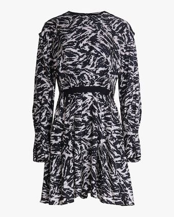 Jason Wu Crewneck Mini Dress 1