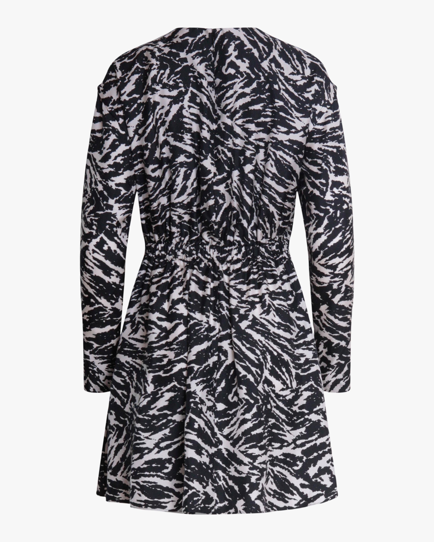 Jason Wu Crewneck Mini Dress 1