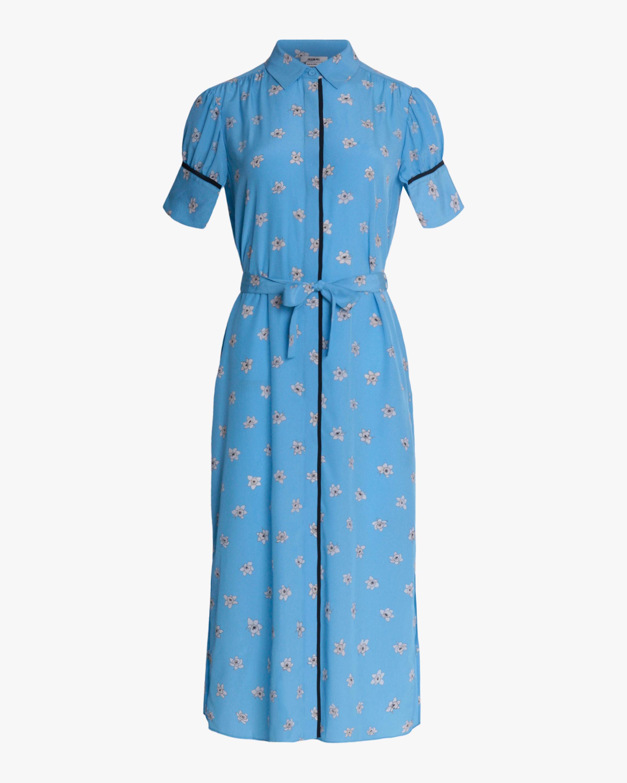 Jason Wu Short-Sleeve Shirt Dress 0