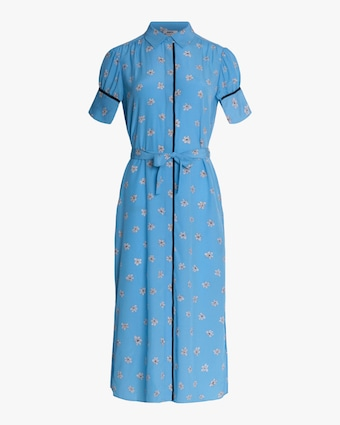 Jason Wu Short-Sleeve Shirt Dress 1