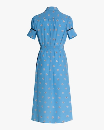 Jason Wu Short-Sleeve Shirt Dress 2