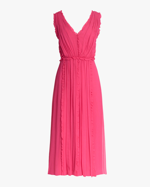 Jason Wu Ruffle Insert Dress 0
