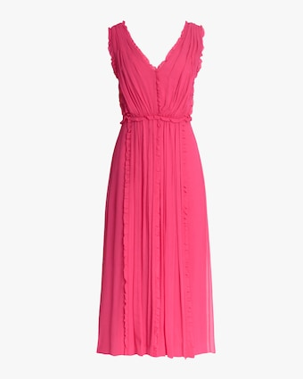 Jason Wu Ruffle Insert Dress 1