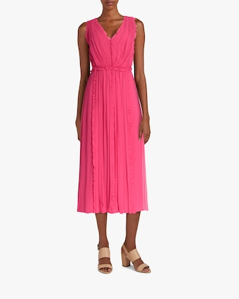 Jason Wu Ruffle Insert Dress 2