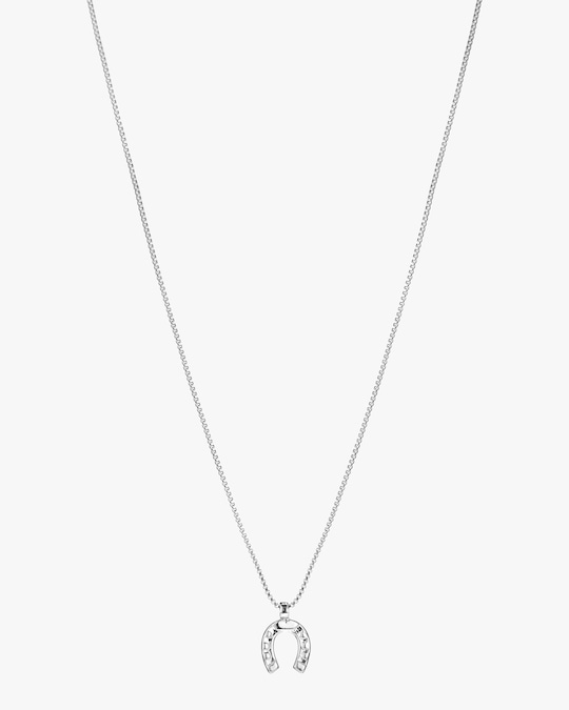 Jenny Bird Horseshoe Pendant Necklace 1