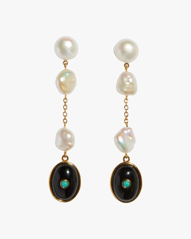 Lizzie Fortunato Bon Vivant Earrings 1