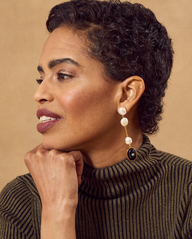 Lizzie Fortunato Bon Vivant Earrings 2