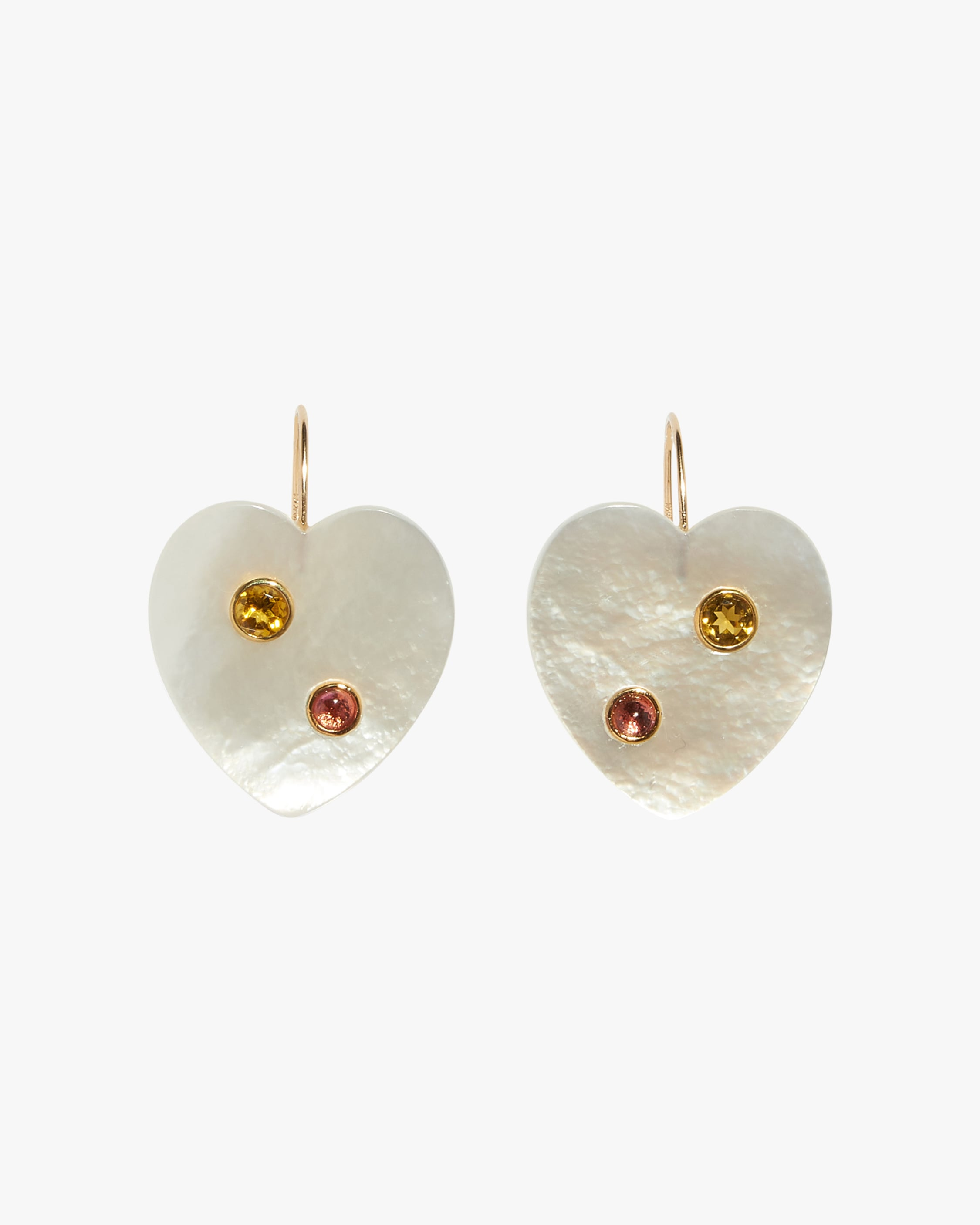 Lizzie Fortunato MI AMOR EARRINGS