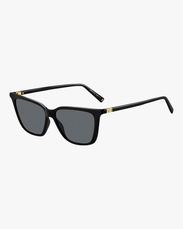 Givenchy Black Cat-Eye Sunglasses 0