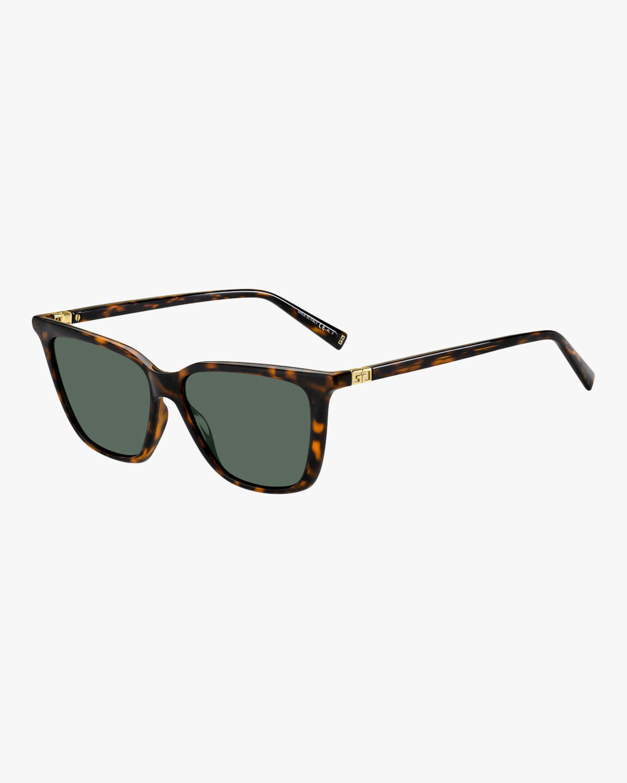 Givenchy Havana Cat-Eye Sunglasses 2