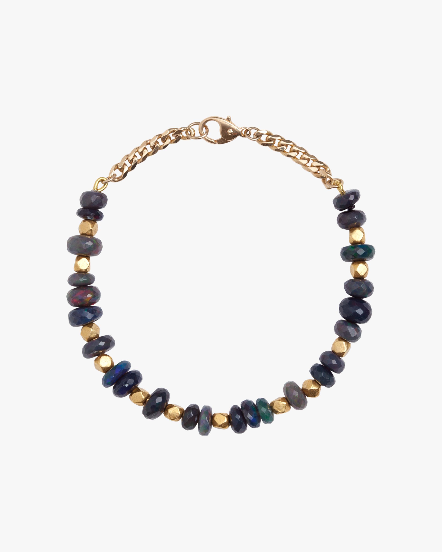 objet-a Black Opal & Gold La Plage Bracelet 1