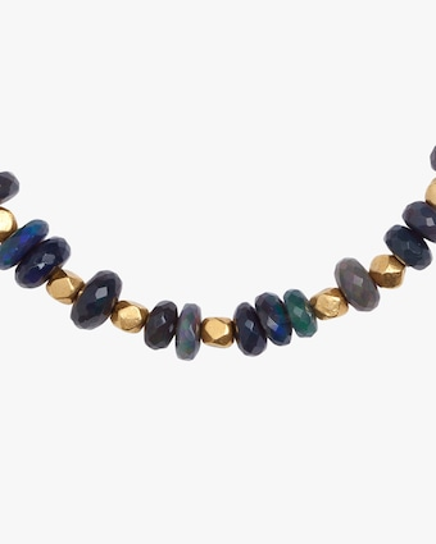 objet-a Black Opal & Gold La Plage Bracelet 2