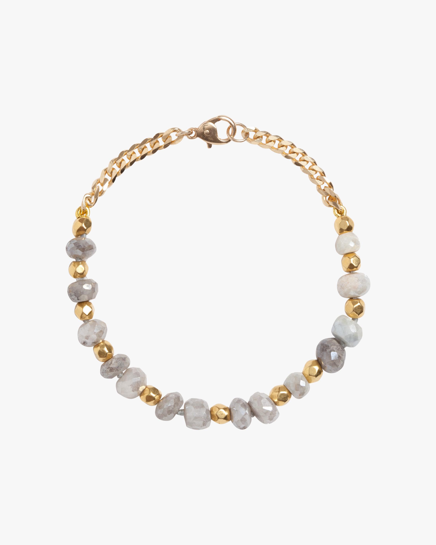objet-a Sapphire & Gold La Plage Bracelet 1