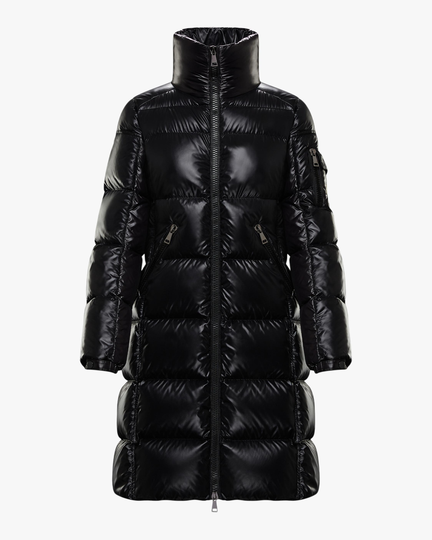 Moncler Moyadons Lacquer Puffer Coat 2