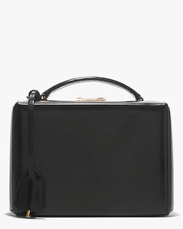 Black Grace Small Box Handbag