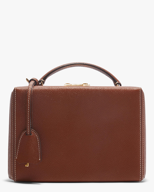 Mark Cross Acorn Grace Small Box Handbag 1