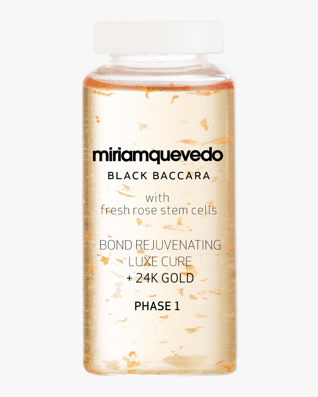 Miriam Quevedo Black Baccara Bond Rejuvenating Luxe Cure 4 x 20ml 2