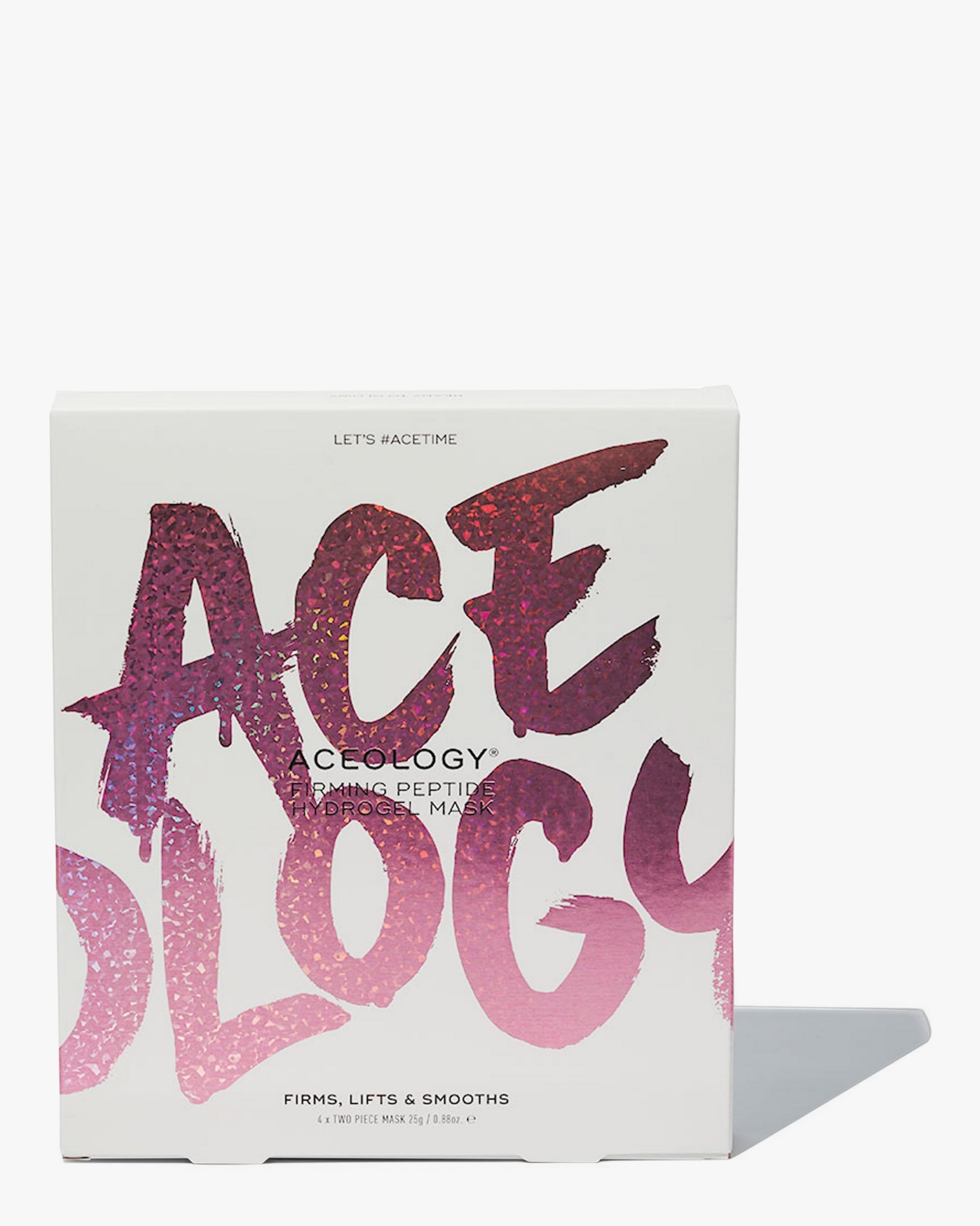 Aceology Firming Peptide Hydrogel Mask 4 pack 1