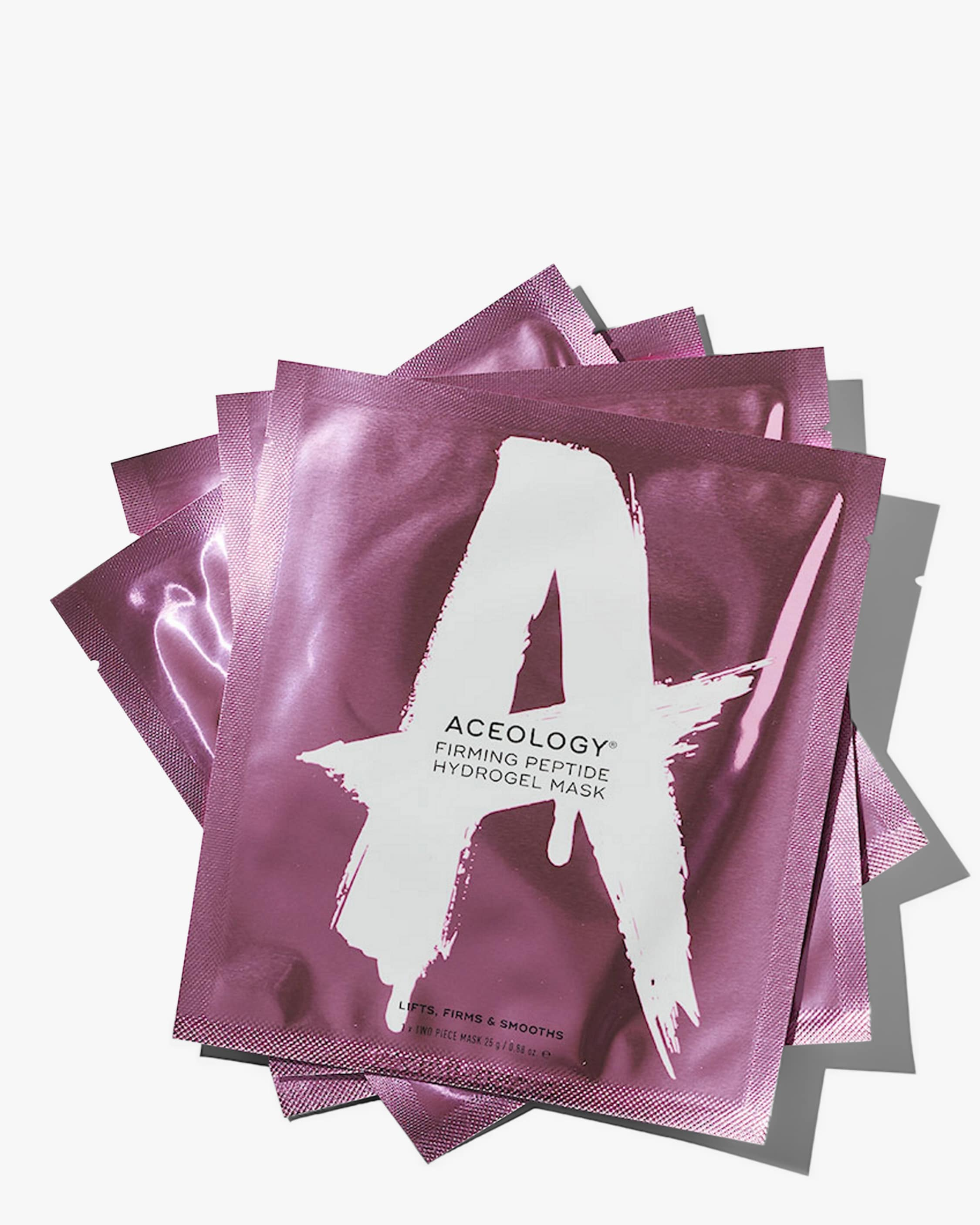 Aceology Firming Peptide Hydrogel Mask 4 pack 2