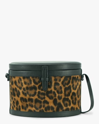 Hunting Season Leopard Trunk Bag 1