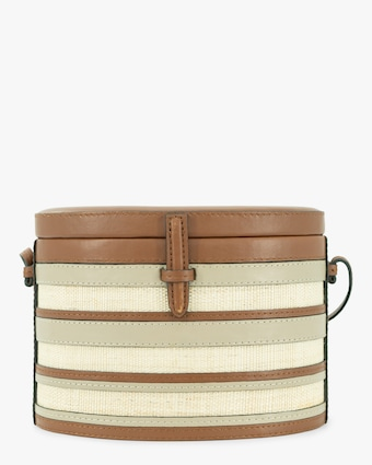 Hunting Season Striped Trunk Bag 1