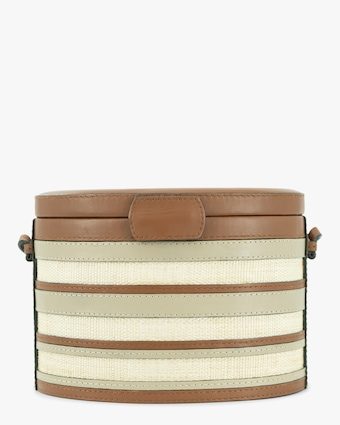 Hunting Season Striped Trunk Bag 2