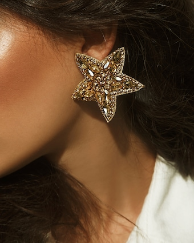 MÄHA & MORENA Vega Stud Earrings 2