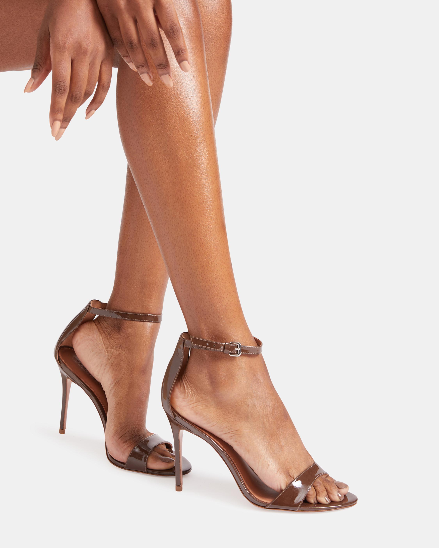 Rebecca Allen Nude II Two Strap Heel 2