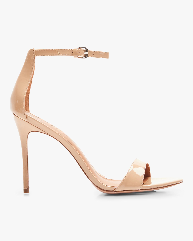 Rebecca Allen Nude IV Two Strap Heel 1