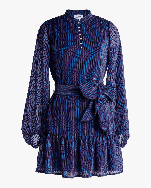 Tanya Taylor Ellette Dress 0